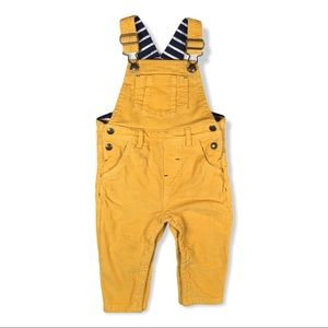 Baby Boden Corduroy Overall 6-12M.